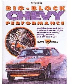 Show details of HP Books Repair Manual for 1968 - 1968 Chevy Chevelle.