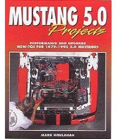 Show details of HP Books Repair Manual for 1984 - 1985 Ford Mustang.