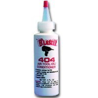 Show details of Blaster Products (BLP16-404ATC-EA) Air Tool Oil and Conditioner - 12 oz..