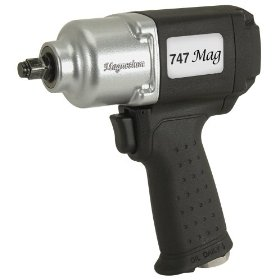 "Show details of Florida Pneumatic Mfg. 747 3/8"" Super Duty Magnesium Impact Wrench."