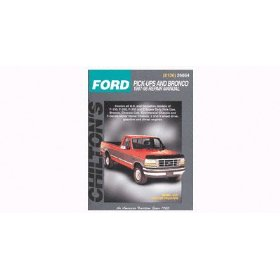 Show details of Chilton Ford Trucks and Bronco 1987-1996.