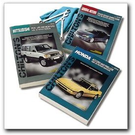 Show details of Chilton Lincoln Coupes and Sedans 1989-2000.