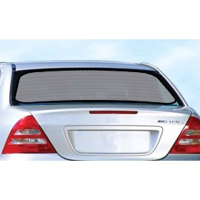 Show details of Type S Tiny Traveler, Rear Window Sunshade.