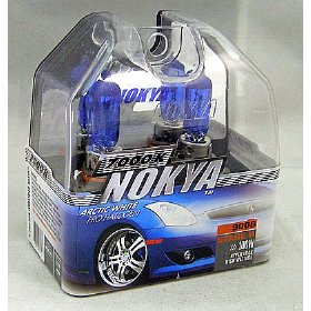Show details of Nokya Arctic White 9006 Headlight Bulb (Stage 2).