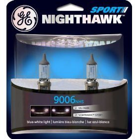 Show details of GE Nighthawk SPORT 9006NHS/BP2 Automotive Replacement Bulbs, Pack of 2.