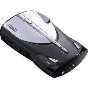 Show details of COBRA XRS9540 12 Band High Performance Radar/Laser Detector with DigiView Data Display.
