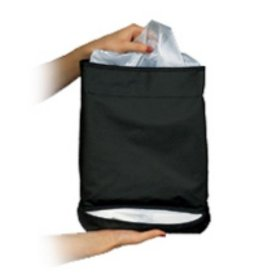 Show details of Deluxe Litter Bag with Disposable Liners.