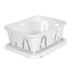 Show details of Camco Manufacturing Inc. 43511 RV Mini Dish Drainer and Tray.