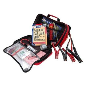 Show details of AAA 63 Piece Traveler Road Assistance Kit.