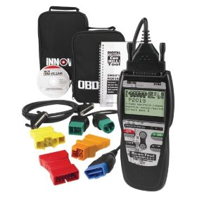 Show details of Equus 3140 Innova Diagnostic Code Scanner for OBDI and OBDII Vehicles.