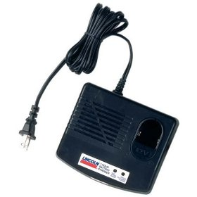 Show details of Lincoln Lubrication 1210 110 Volt One-hour Fast Charger.