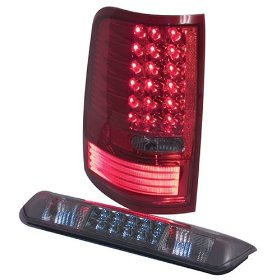 Show details of Hella Ford F-150 LED Taillamp Kit.