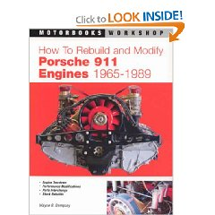 Show details of How to Rebuild and Modify Porsche 911 Engines 1965-1989 (Paperback).