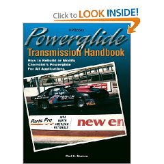 Show details of Powerglide Trans Hp1355: How to Rebuild or Modify Chevrolet's Powerglide for all Applications (Paperback).