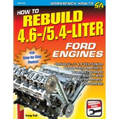 Show details of How to Rebuild 4.6-/5.4-Liter Ford Engines (Sadesign) (Paperback).