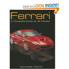 Show details of Ferrari: A Complete Guide to All Models (Paperback).