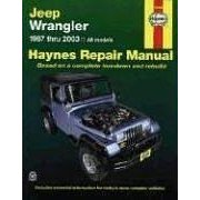 Show details of Jeep Wrangler 1987-2003 All Models (Haynes Manuals) (Paperback).