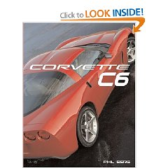 Show details of Corvette C6 (Launch book) (Hardcover).